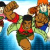 Captain planet and the robots of Zarm